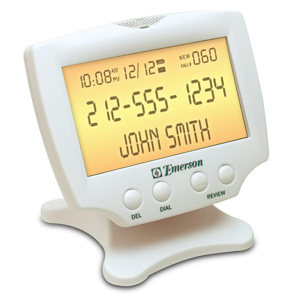 Emerson Large Display Caller ID Image