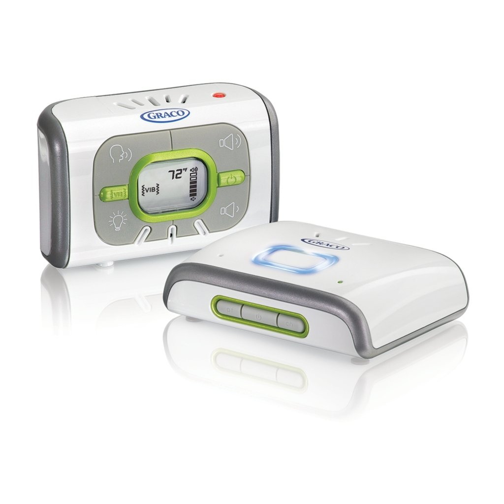 Graco Direct Connect Digital Audio Baby Monitor Image