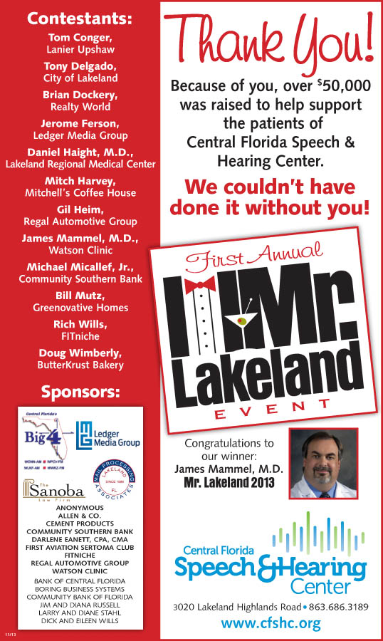 MR L THANK YOU AD PRINT 11-25