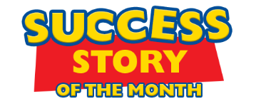 Success Story of the Month – Sept.