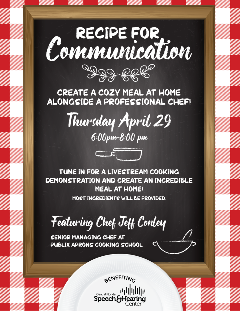 Recipe for Communication